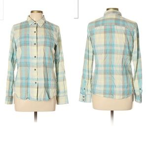 The North Face Plaid Buttondown shirt